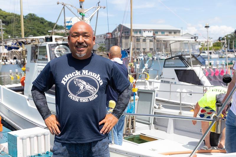 和歌山 遊漁船 だんじり