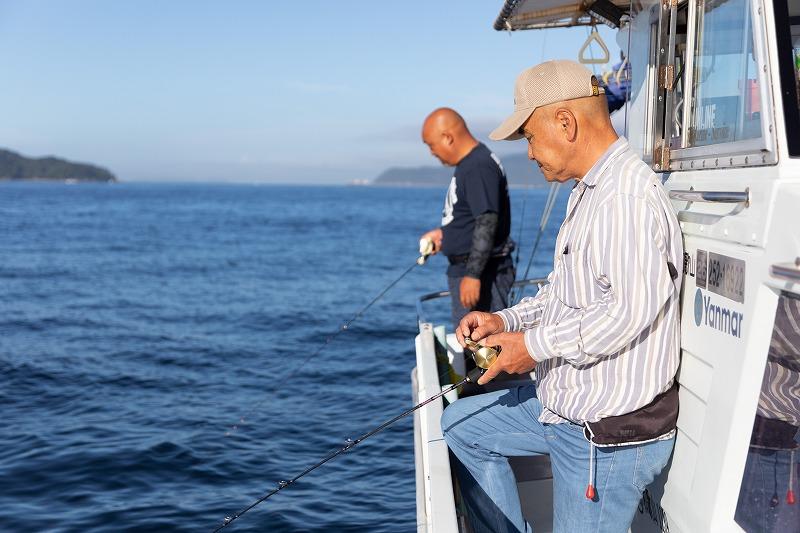 和歌山 遊漁船 釣り